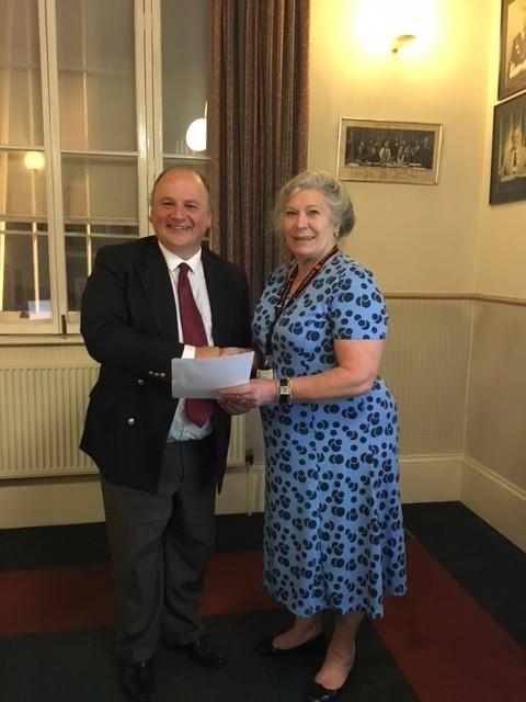 March 2020 Parish Council receives award in National Scheme